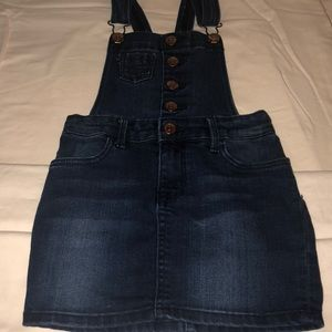 H&M OVERALL TODDLER GIRL SIZE 5-6Y